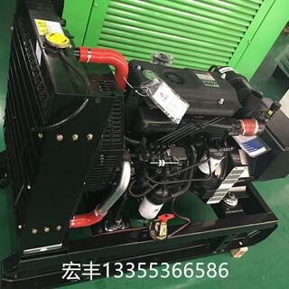 40千瓦潍柴扬动发电设备60赫兹WP2.3D41E201/WP2.3D47E201图片4
