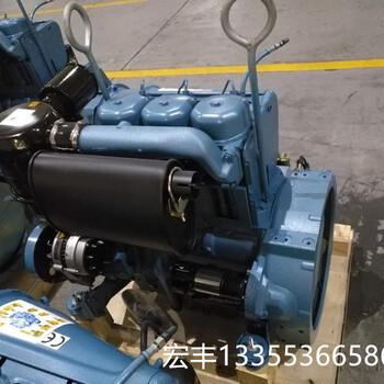 北内双缸/两缸风冷道依茨柴油机F2L912/913