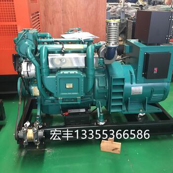 潍柴原厂80千瓦船用发动机WP4CD100E200带船检证海水泵