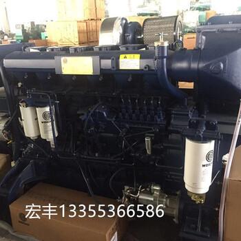潍柴WP12C船用发动机450马船用柴油机WP12C450-21