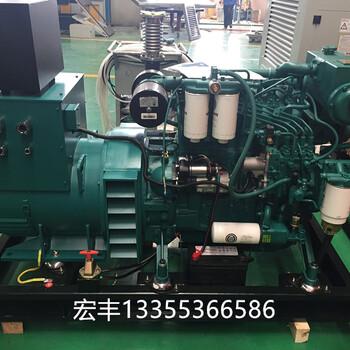 潍柴道依茨WP4D100E200发电机组配套80KW发电机
