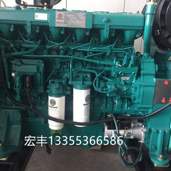 潍柴动力WP13D440E310国三柴油机400KW发电机四?;? with=