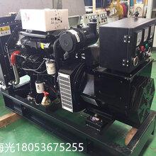 正宗濰柴24kw發電機組WP2.3D33E201電調柴油機圖片