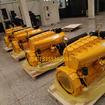 风冷德国道依茨品质F6L912水泵用柴油机