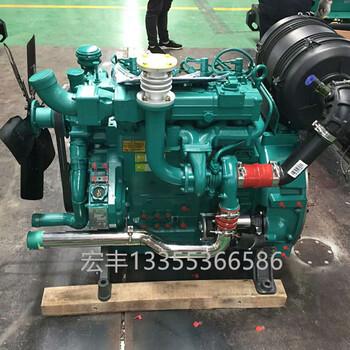 潍柴国三电控发动机WP4D80E311四缸道依茨质量优