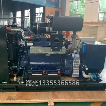 潍柴80KW燃气发电机组价格