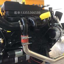 濰柴50千瓦發電機WP4.1D66E200柴油機純銅足功率50kw圖片