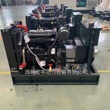 66kw濰柴水泵用柴油機WP4.1D66E200發動機1500轉速圖片