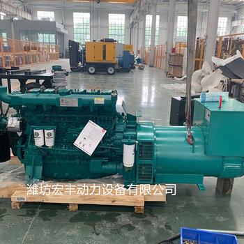 备用400千瓦发电机WP13D440E310国三电控发电设备