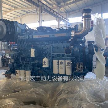 6M26D484E200潍柴博杜安柴油发电机组400千瓦
