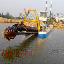 广东挖泥船出口绞吸式挖泥船绞吸式清淤船价格