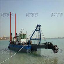 天津挖泥船液压绞吸式清淤船河道清淤船价格图片