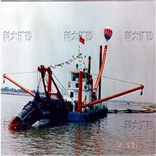 多功能液压清淤船链斗式挖泥船小型绞吸船