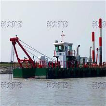 浙江绍兴清淤疏浚船大型清淤船河道绞吸式挖泥船