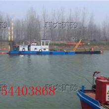 挖泥清淤船绞吸式挖泥船内河清淤船