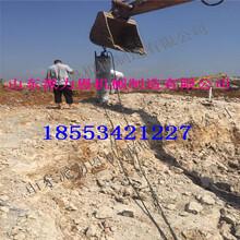 兴城开山机用于岩石开采楼房地基开挖设备