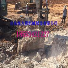 启东开山机用于大型混凝土构件全部拆除作业