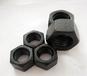 專業生產不銹鋼定制螺母,非標螺母定制管接304不經處理定制非標六角螺母