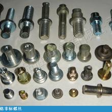 温州专业生产各种非标紧固件五金件冷镦螺丝螺母汽配紧固件