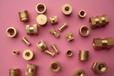 非標銅嵌件銅螺母定做注塑螺母非標產品預埋螺母注塑螺母