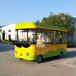 商用流动美食车小吃车房车多功能移动餐车
