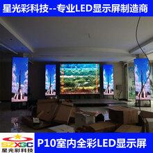 室内P10全彩显示屏厂家报价,参数,配置,尺寸