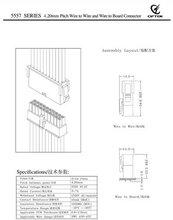 2.0mm双排排针_2.0插针_排针厂家_希飞供