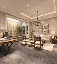 天津滨海空港经济区320平别墅装饰设计逃出美式别墅私宅风格关12第装饰阴森图片