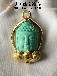 珠宝个性定制,绿松石镶嵌,绿松石复古款戒指