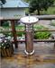 戶外圓柱型立式直飲水機單盆不銹鋼304森林公園凈化過濾直飲臺