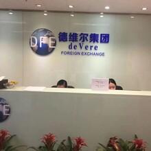 北京地区德维尔外汇平台双监管点差低返佣高黄金外汇招商加盟