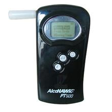 路博PT500酒精檢測儀路檢和抽檢、尾氣凈化裝置檢驗圖片