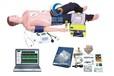 电脑高级功能急救训练模拟人(心肺复苏CPR与血压测量、AED除颤仪等功能)