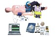 电脑高级心肺复苏AED除颤仪模拟人(二合一)