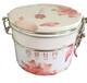 鎖扣圓形茶葉鐵罐精制花茶鐵罐禮品鐵罐定制