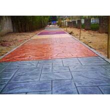 面包砖热销印模路面花纹设计找枫彩图片