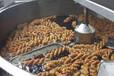 专供SZ-1000麻花油条油炸机燃气纯油型油炸机顺泽机械