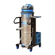 陕西工业吸尘器高品质陕西100L大容量凯德威工业吸尘器DL-3010B