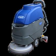 西安商场保洁用洗地机威卓手推式洗地机X3d价格