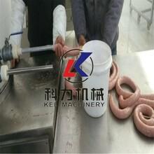 50型双管液压灌肠机全自动液压灌肠机实体厂家图片