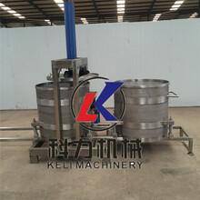 供應500L30t壓力酒槽壓榨機廠家水果果汁壓榨機現貨圖片