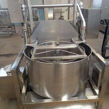 供应食品甩干机离心式脱油脱水机油炸食品加工设备厂家质量好图片