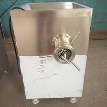 自动冻肉绞肉机不锈钢高速绞肉机厂家直销现批发图片