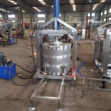 酱菜萝卜干脱水压榨机价格果蔬压榨机榨汁机生产厂家图片