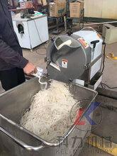 自动切菜机多少钱一台切土豆丝机地瓜切片机厂家直销图片