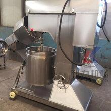 自动果泥打浆机厂家肉馅搅拌打浆机现货图片