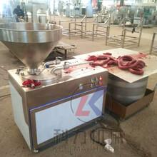 自动红肠灌肠机,不锈钢红肠灌肠机,液压灌肠机厂家图片