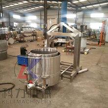 萝卜条压榨机,双桶复式萝卜条压榨机,液压压榨机图片
