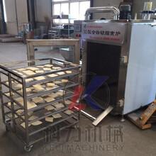 红肠熏蒸机豆干烘干机烟熏炉厂家直销图片