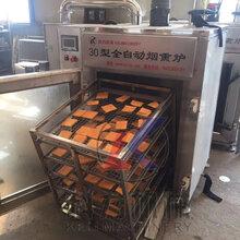 风鸭烟熏炉万能烟熏设备豆腐干烟熏炉小腊肉烟熏炉熏鸡图片